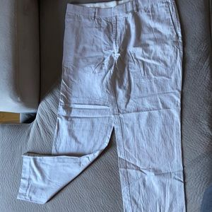 Cubavera Linen Pants Worn Once